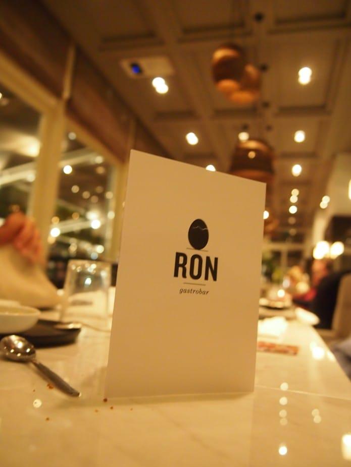 Ron Gastrobar Amsterdam Oud-Zuid