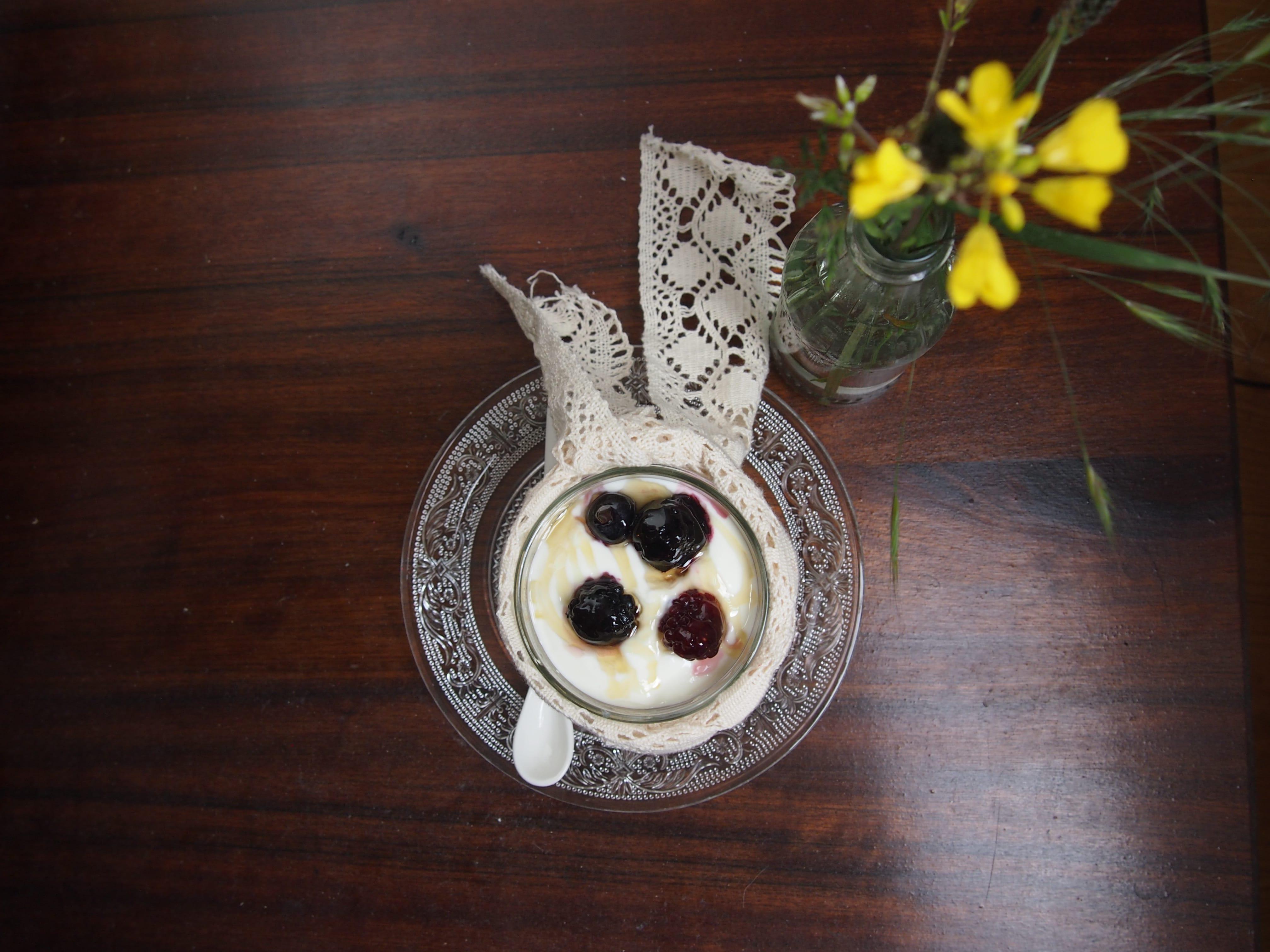 Gezond ontbijt recept overnight oats heerlijk havermout ontbijt