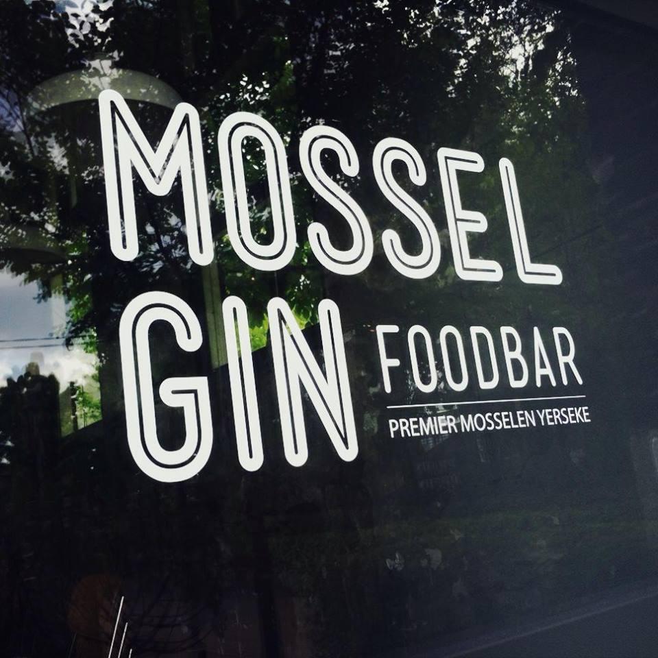Hotspot in Amsterdam het nieuwe restaurant en barMossel & Gin in het Westerpark