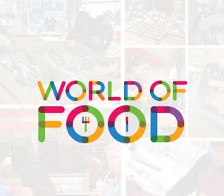 World of Food Amsterdam foodmarket hallen zuidoost
