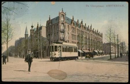 De Clercqstraat Amsterdam