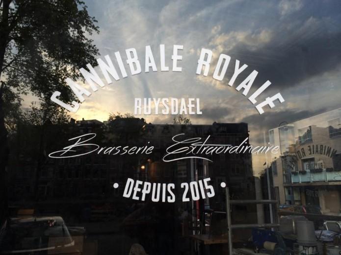 cannibale royale amsterdam ruydaelkade