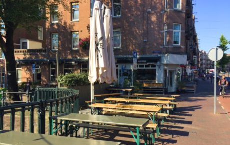 De Drie Wijzen Uit Oost openen Ramona, een café met rauw randje op de Clercqstraat