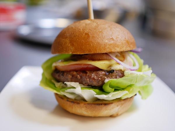 Thrill Grill hamburger Amsterdam