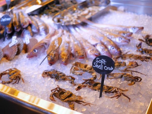 Pesca Amsterdam visrestaurant