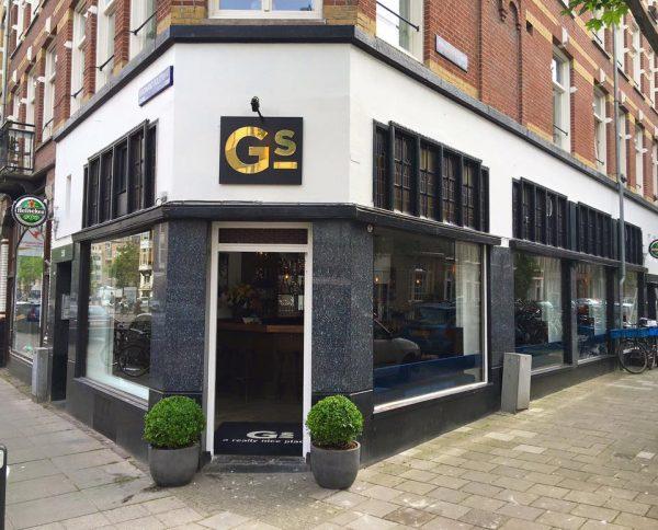 Bar restaurant Amsterdam Gs Bar de Pijp
