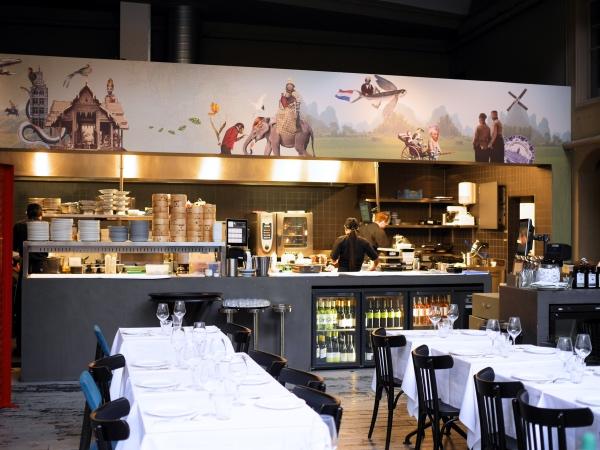 Adam Siam restaurant Amsterdam