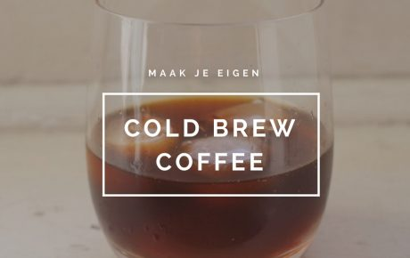 Why I love cold brew coffee