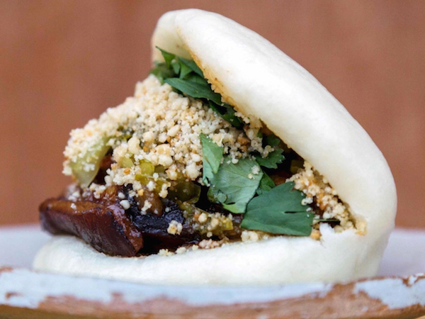 The Bao Kitchen Justin Brown Amsterdam