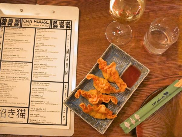 Aziatische restaurants Amsterdam nieuw
