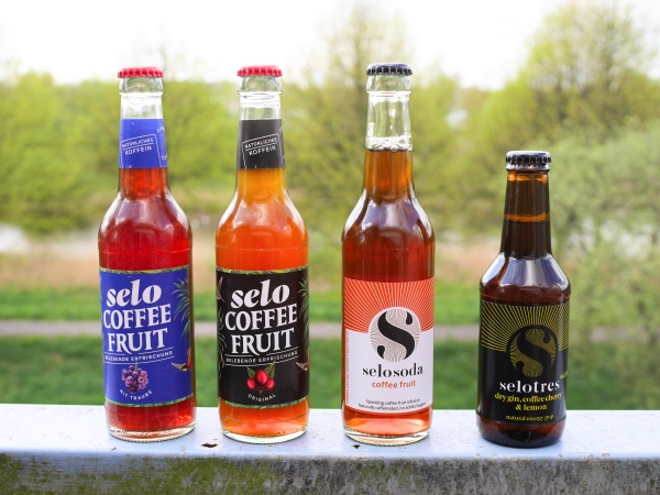 Selo Coffee Fruit soda
