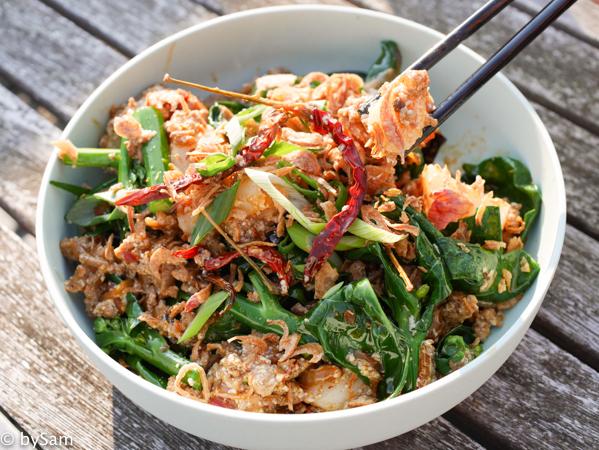 Chinese gerechten koken zelf maken thuis