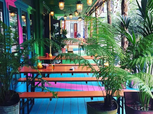 De Tulp Amsterdam bar restaurant