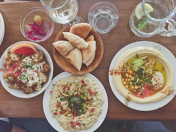 hummusrestaurants ManaMana Israelisch restaurant Amsterdam
