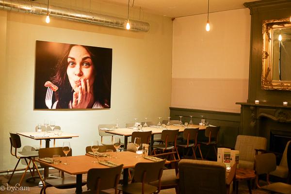 Restaurant Spingaren Amsterdam centrum