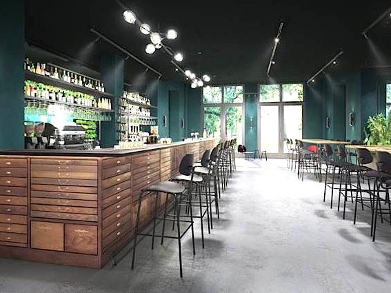 Bar Kantoor Amsterdam West