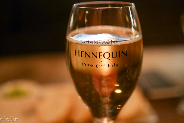 Hennequin & To Amsterdam champagnebar