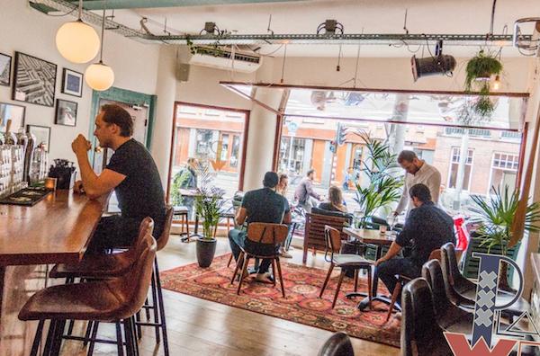 Bar Cafe Plan West Amsterdam