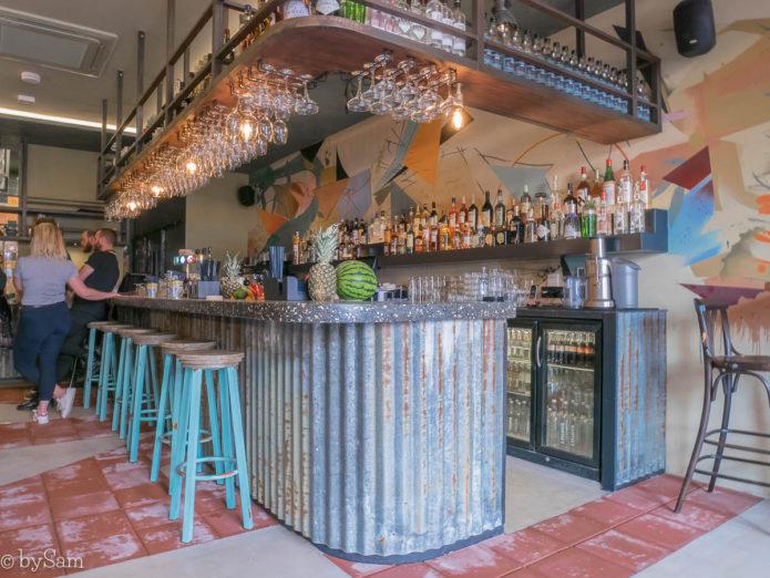 Tel Aviv streetfoodbar BARDAK Amsterdam