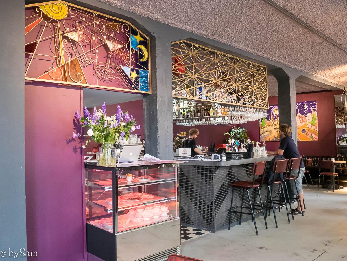Bombarie amsterdam nieuwe bar restaurant van roest amsterdam for Nieuwe restaurants amsterdam