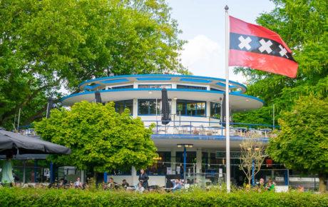 Brouwerij 't IJ opent proeflokaal middenin het Vondelpark