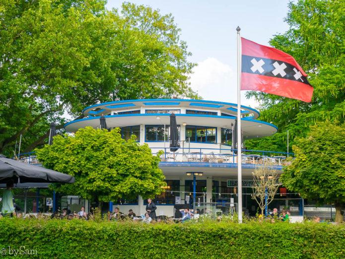 Brouwerij 't IJ 't Blauwe Theehuis Vondelpark
