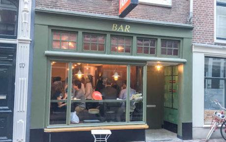 Wordt Bar Parry je nieuwe favo spot om wijntjes te doen?