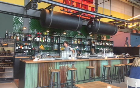 Bar Restaurant LELY nieuwe urban all day spot