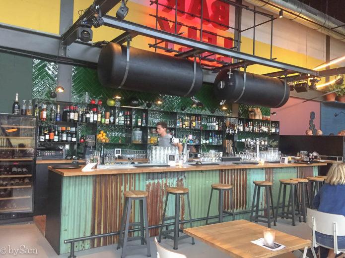 Bar Restaurant LELY Amsterdam West