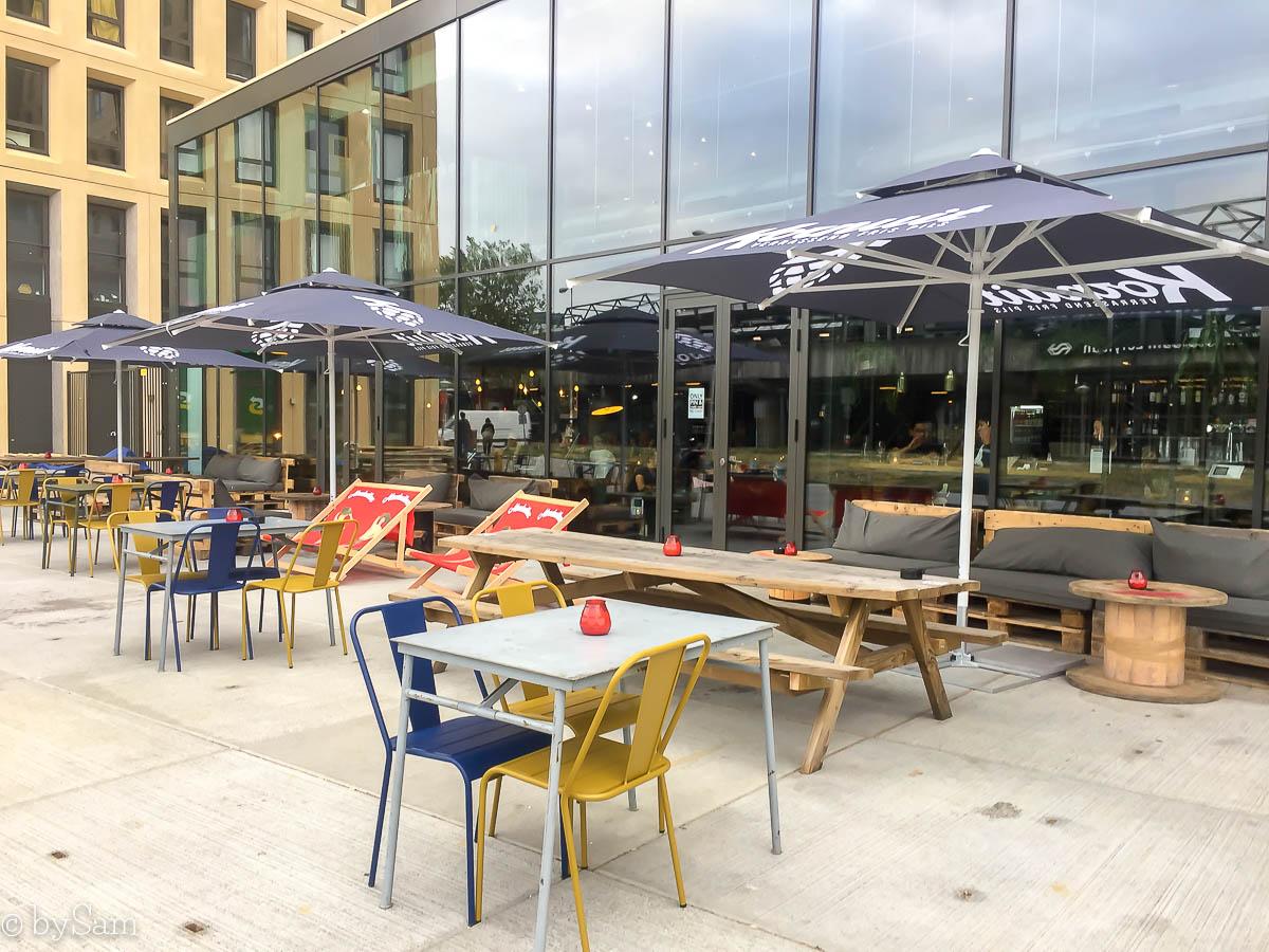 Bar restaurant lely nieuwe urban all day spot in amsterdam for Nieuwe restaurants amsterdam