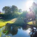 De Kromme Watergang tuin