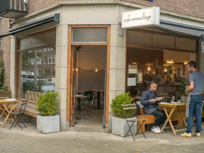 Café Remouillage Amsterdam Zuid Rivierenbuurt