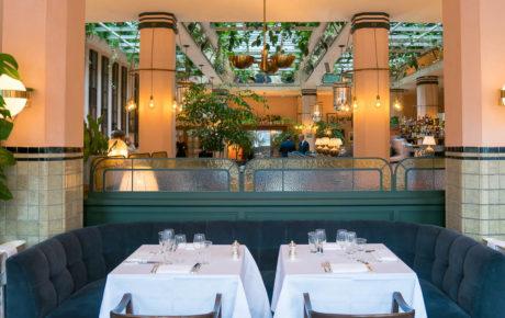 Waanzinnig Italiaans uit eten doe je bij Cecconi's Amsterdam