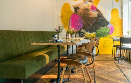 Meatless District Van Woustraat nieuwe vegan spot in de Pijp