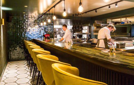 Maris Piper Chef's Table gaat eindelijk open! En je kunt nu al reserveren.