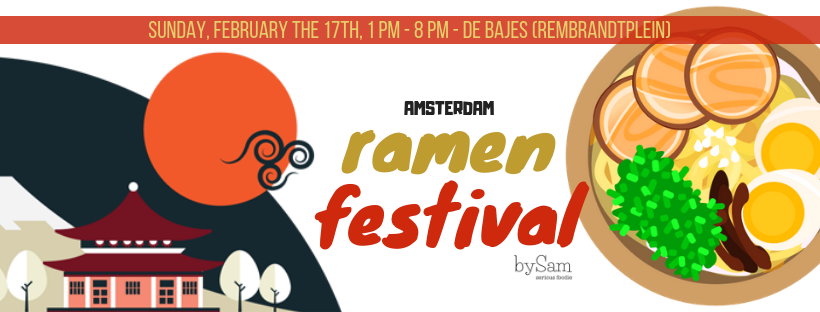 Amsterdam Ramen Festival 2019