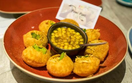 Indian street food scoor je bij het net geopende 29 Spices op de Elandsgracht