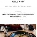 Girls Who Magazine