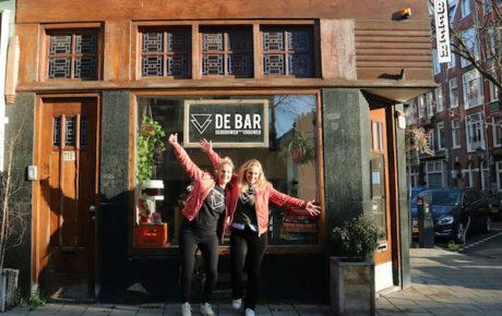 Gebrouwen door Vrouwen opent een bar in Amsterdam West