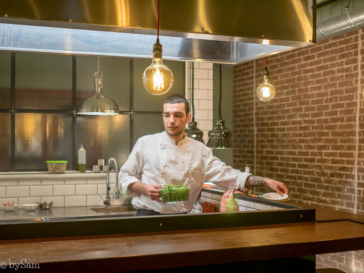 Italiaans restaurant Pastai Amsterdam West