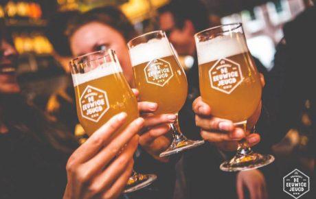 Brouwerij de Eeuwige Jeugd opent bar in Amsterdam Oost
