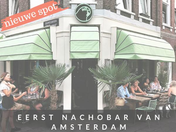 Nachobar Amsterdam cocktails Parakeet