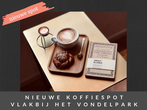 Coffee District Amsterdam koffiebar Zuid