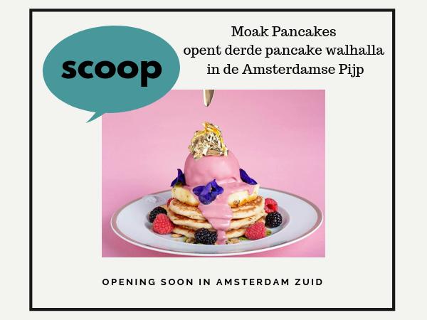 Pannenkoekenrestaurant Moak Pancakes de Pijp Amsterdam Zuid