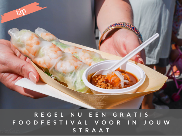Nationale Foodtruck Dag