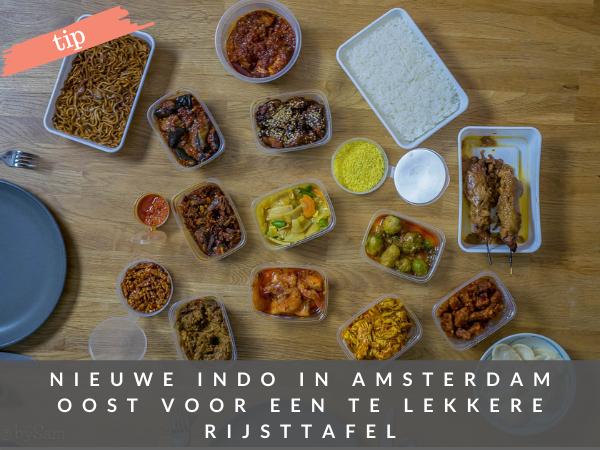Toko Bersama afhaal Indonesisch Amsterdam Oost takeaway