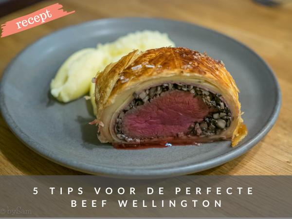 Beef Wellington recept perfect