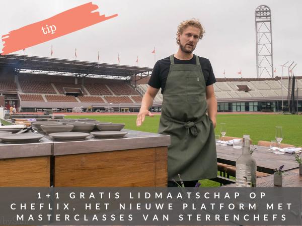 Cheflix online masterclasses Michelinchefs