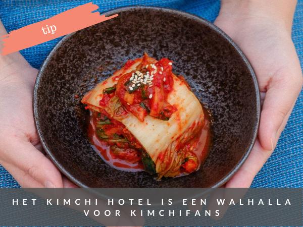 The Kimchi Hotel Amsterdam workshops