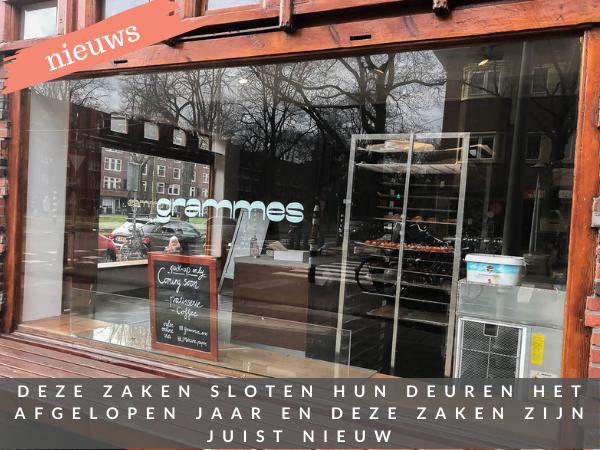 restaurant sluitingen en openingen Amsterdam